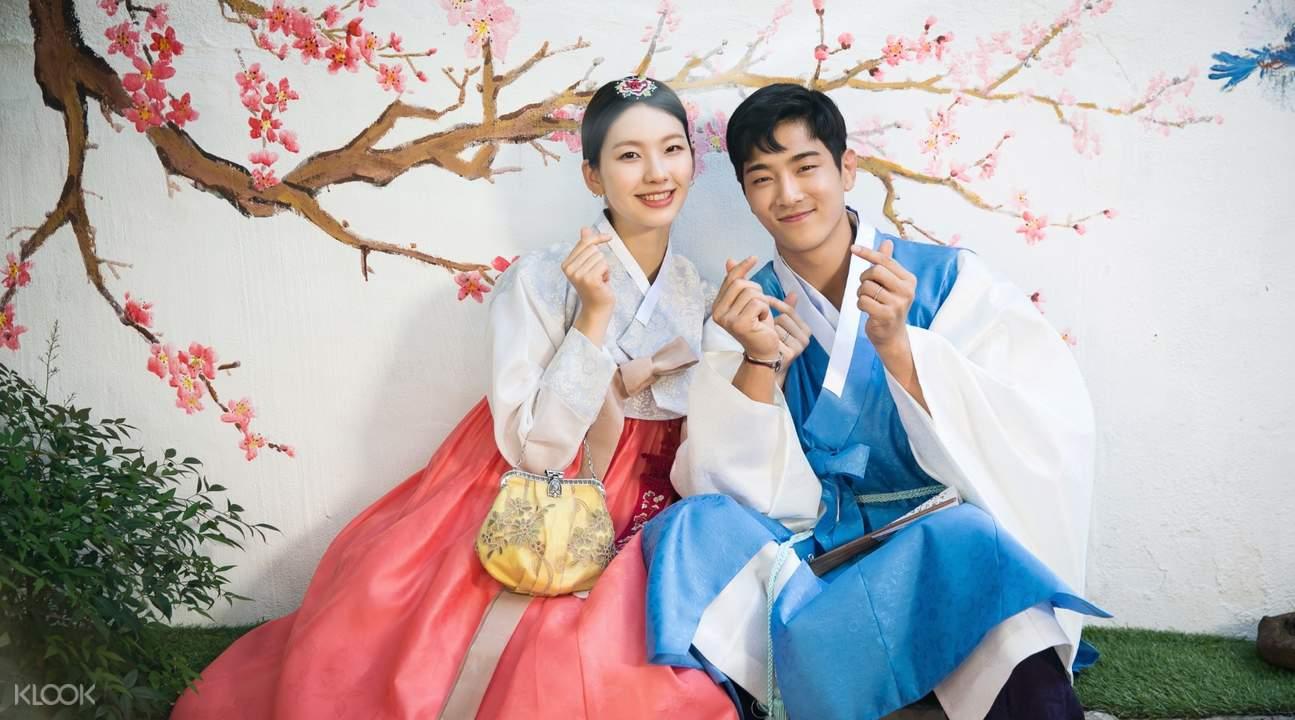 Risultati immagini per Hanbok